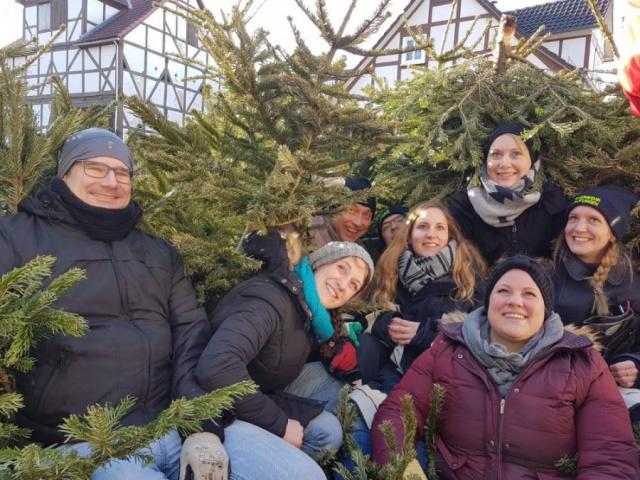 Aktion Weihnachtsbaum 2020