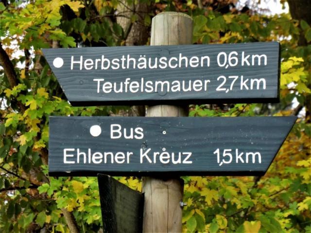 Ausflug in den Habichtswald 16.10.2018
