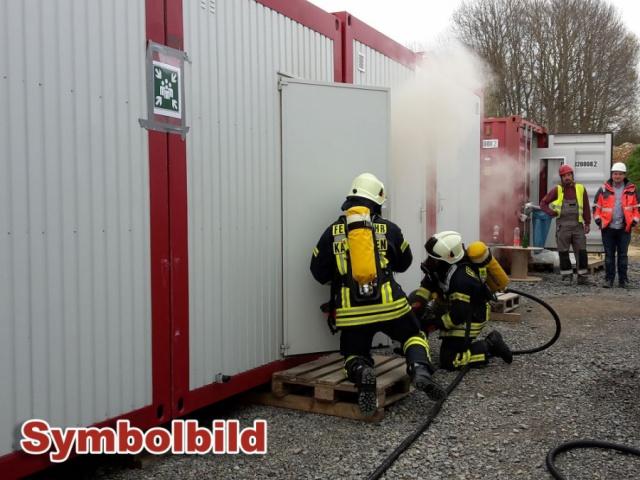 Nr. 134 - Brand in Gebäude