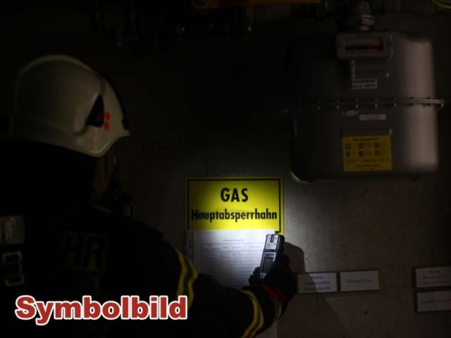 Nr. 181 - Gasausströmung